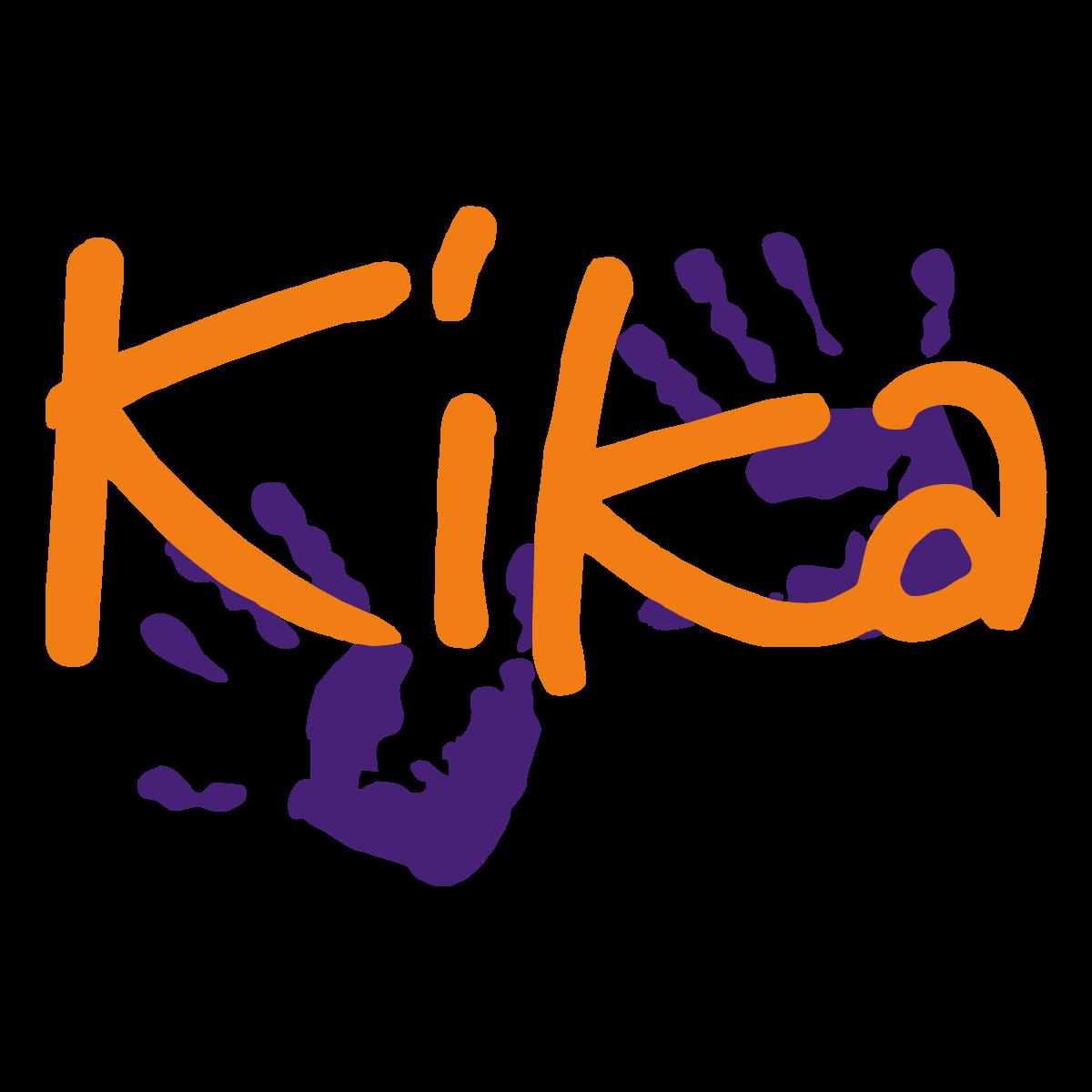 Logo KiKa KStichting Kinderenkankervrij